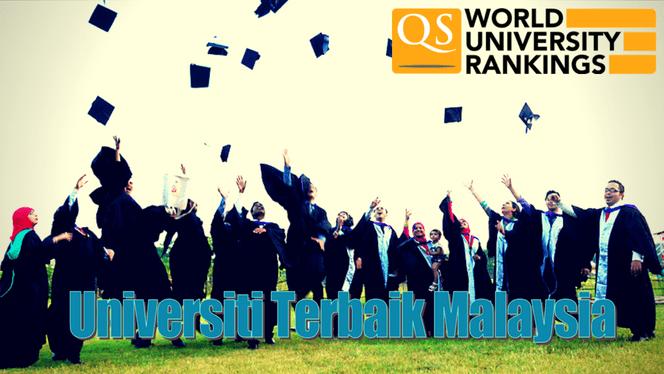 Senarai Ranking Universiti Terbaik Malaysia Terkini 2021